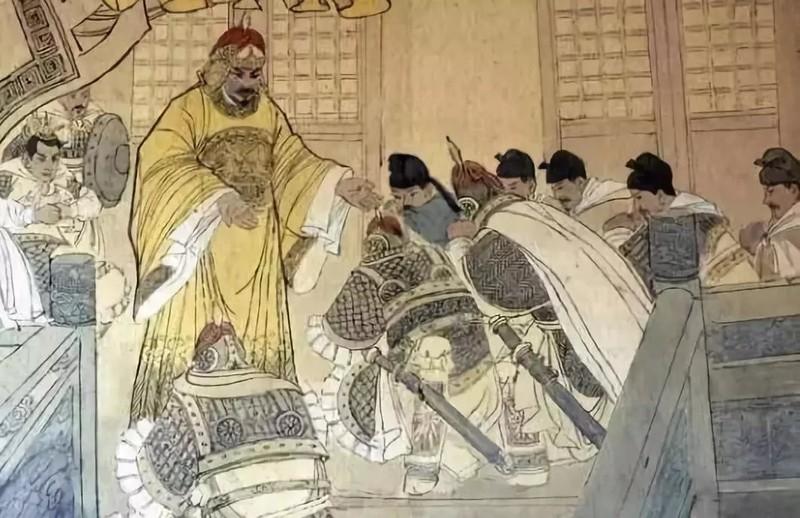 Vua Minh Hiếu Tông vì tình yêu đã có nhiều ân sủng thậm chí bao che cho sai phạm của nhà vợ.