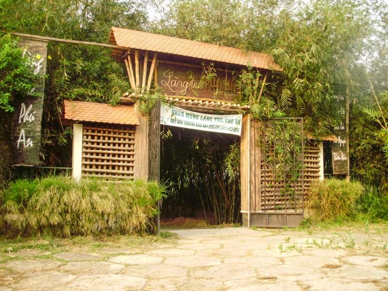 """Làng tre Phú An là một """"bảo tàng tre"""" lớn nhất khu vực Đông Nam Á."""