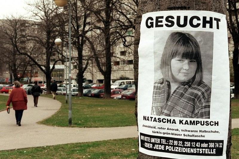 Bi kịch hơn 3.000 ngày bị giam cầm và lạm dụng tình dục của Natascha Kampusch
