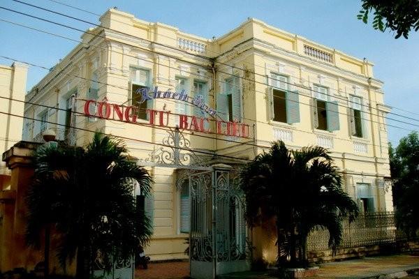 Nhà Công tử Bạc Liêu hiện trở thành điểm du lịch nổi tiếng.