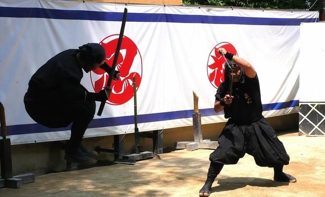 Giải mã những bí thuật của ninja Nhật Bản