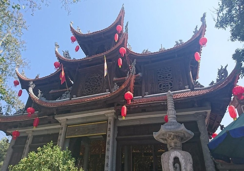Chùa Thành là điểm du lịch văn hóa tâm linh nổi tiếng xứ Lạng.