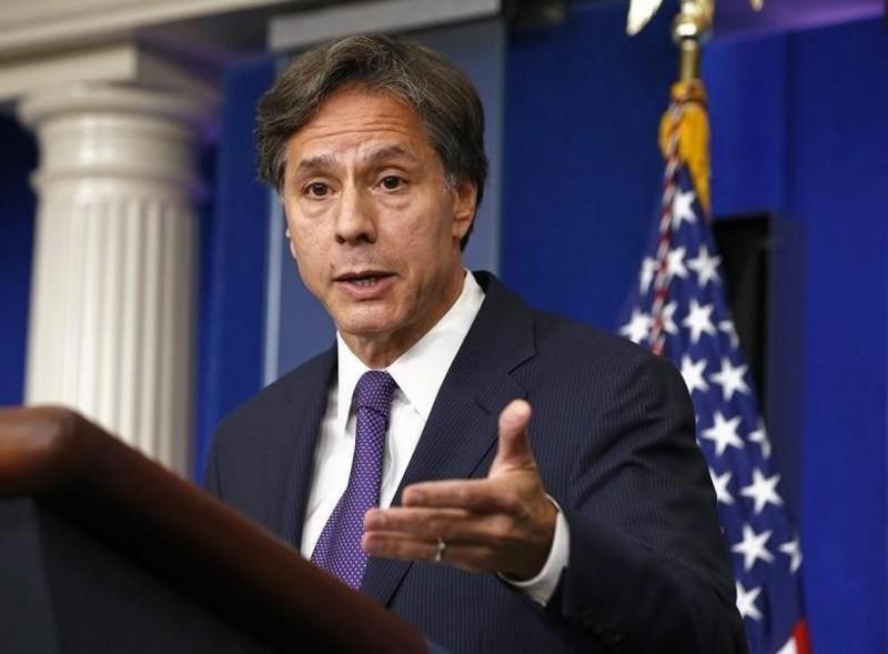 Ông Antony Blinken - tân Bộ trưởng Ngoại giao Mỹ.