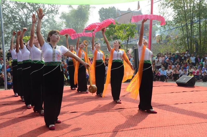 Trải nghiệm không gian văn hóa Lễ hội Nàng Han