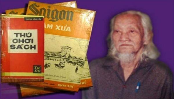 Học giả Vương Hồng Sển và các tác phẩm của ông.