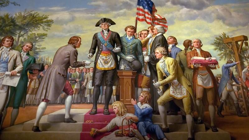 Diễn văn nhậm chức của Washington ngắn nhất trong lịch sử nước Mỹ.