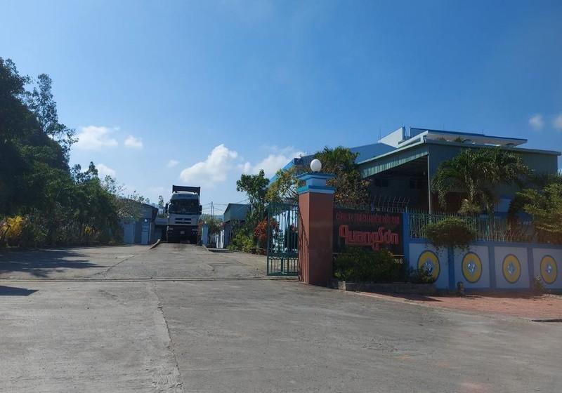 Phú Yên: Dân kêu trời vì doanh nghiệp chế biến hạt điều gây ô nhiễm nghiêm trọng