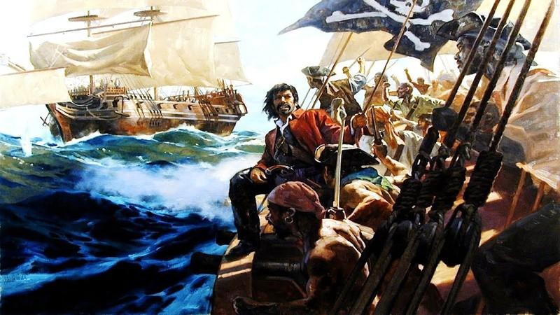 Cướp biển vùng vịnh New Orleans