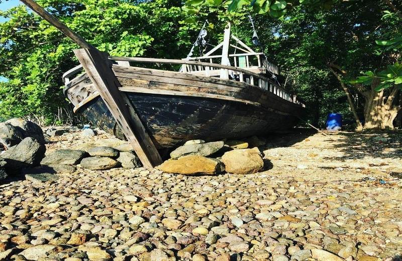 Huyền thoại đảo Hải Tặc - (Bài 1): Nơi gieo rắc nỗi kinh hãi cho giới tàu buôn từ 400 năm trước