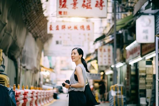 Phụ nữ Trung Quốc ngày càng chuộng lối sống độc thân.