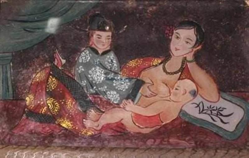 Trung Hoa bí sử: Vì sao phải có các nhũ mẫu trong cung cấm Trung Quốc?