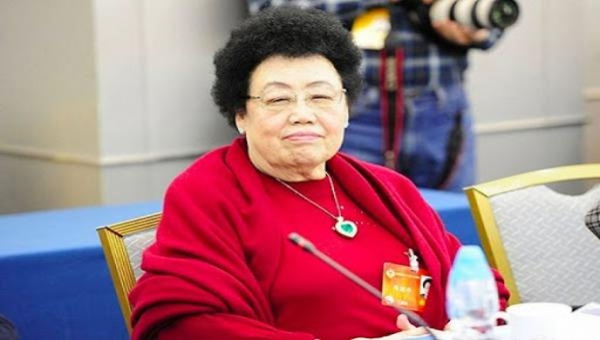 Nữ tỷ phú Trần Lệ Hoa.