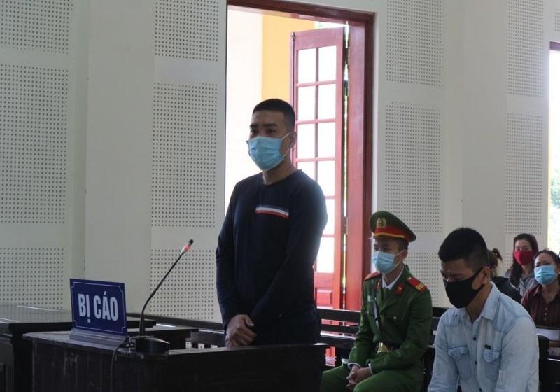 Bị cáo Ngô Viết Thanh Vinh.