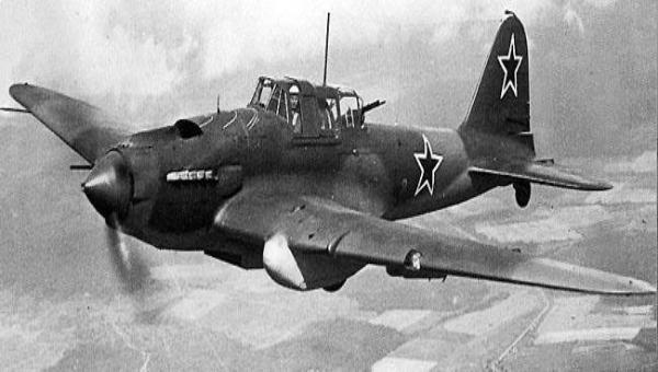"""Hé lộ máy bay """"Gã đồ tể"""" của Liên Xô khiến phát xít Đức khiếp sợ"""