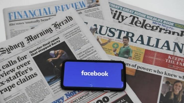"""Hai """"ông lớn"""" công nghệ phải """"xuống nước"""" trước đạo luật trả phí truyền thông của Australia"""