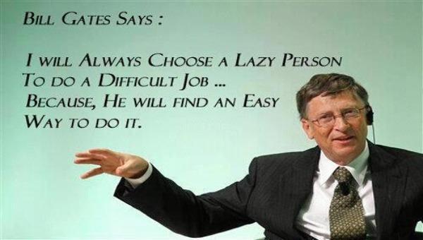 """""""Độc chiêu"""" quản lý nhân viên của tỷ phú Bill Gates"""
