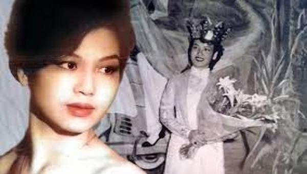 Hoa hậu Công Thị Nghĩa thời điểm đăng quang.