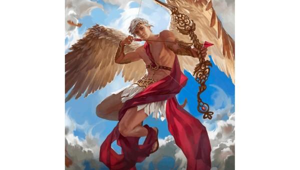 Thần thoại Hy Lạp: Thiên tình sử của thần Eros và nàng Psyche xinh đẹp