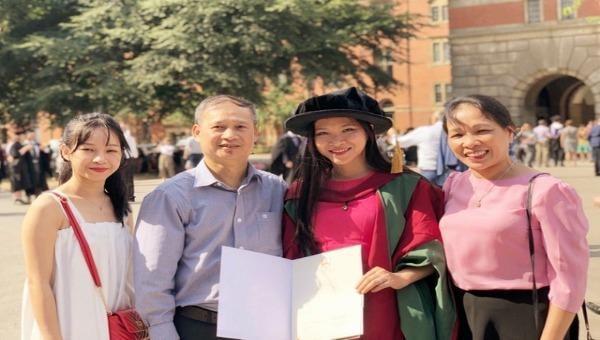 Người Việt muôn phương: Cô gái Việt trở thành Giám đốc trẻ nhất Đại học London South Bank