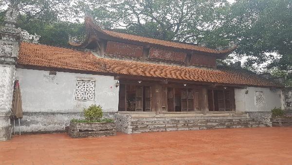 Điển tích Chùa Bổ Đà có vườn tháp lớn nhất Việt Nam, lưu giữ bộ mộc bản kinh Phật cổ nhất