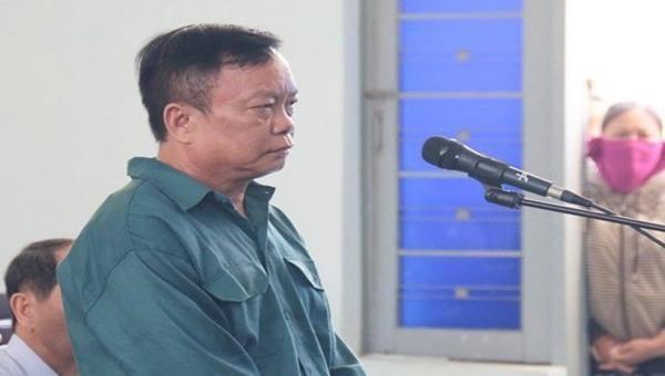 """Ông Khôi đang chịu án phạt 4 năm tù về tội """"Vi phạm các quy định về quản lý đất đai""""."""