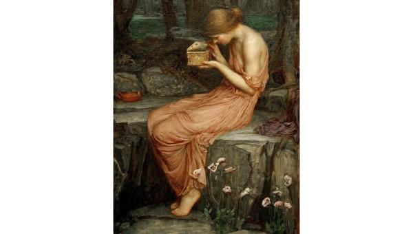 """""""Thiên tình sử"""" của thần Eros và nàng Psyche xinh đẹp (Tiếp theo và hết)"""
