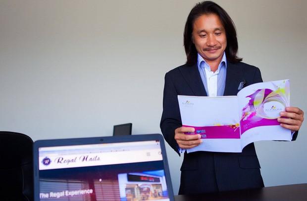 """Người Việt muôn phương: Chàng trai hoài bão và hành trình trở thành """"Vua nails"""" trên đất Mỹ"""