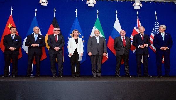 Lãnh đạo các nước tham gia JCPOA.
