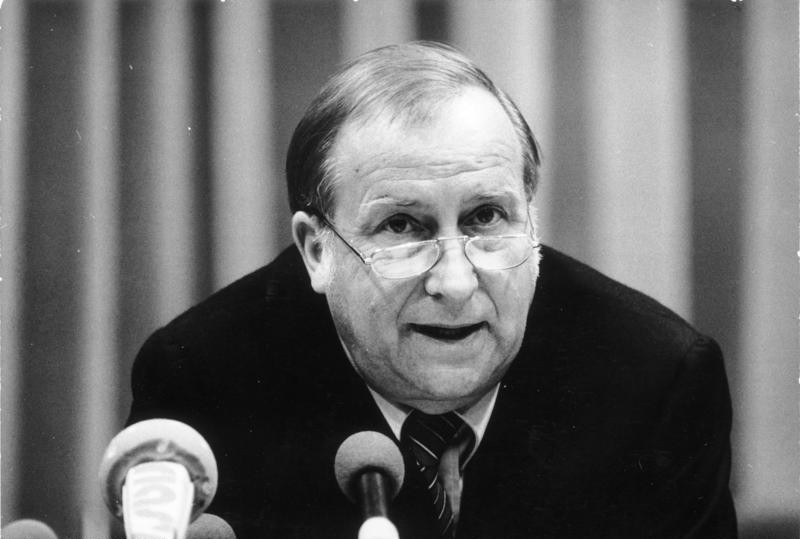 Ông Detlef Rohwedder bị ám sát nhưng đến giờ vẫn chưa thể khẳng định hung thủ là ai.