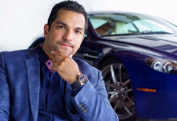 Hành trình từ thợ rửa xe thành Chủ tịch Công ty 3 triệu đô của tỷ phú tự thân Pejman Ghadimi