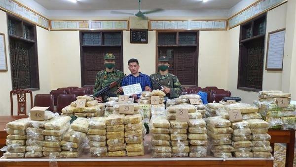 Hành trình đánh sập đường dây vận chuyển 350 kg ma túy xuyên quốc gia
