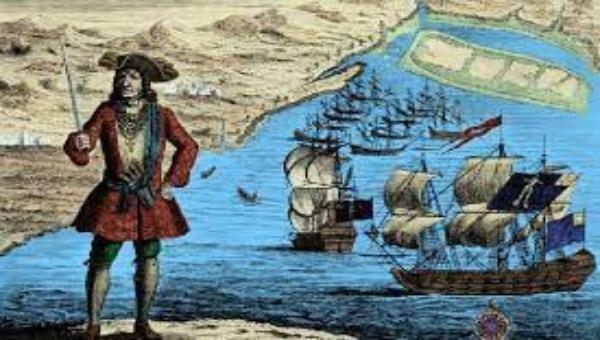 Ngày tàn của gã cướp biển đội lốt quý ông