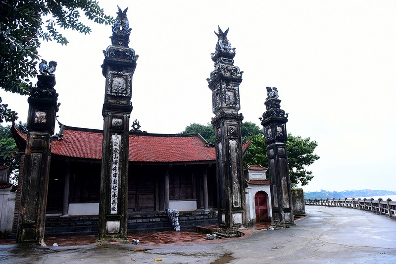 Đình Chèm – Báu vật 2000 năm tuổi của kinh thành Thăng Long