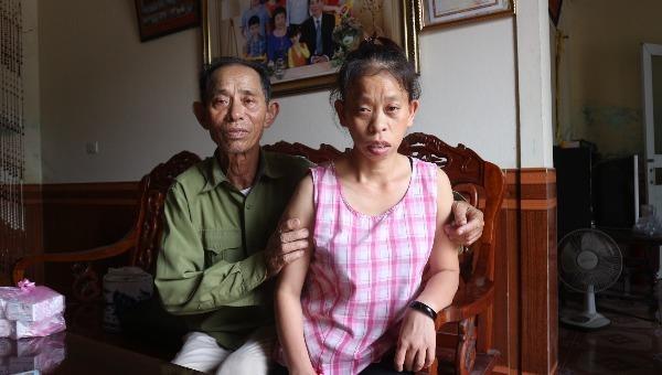 Nhói lòng gia cảnh cựu binh nhiễm chất độc da cam, cả nhà lâm trọng bệnh
