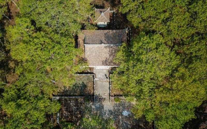 Điều ít biết về lăng mộ Quận công Nguyễn Hữu Hào