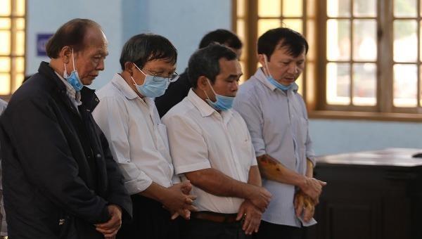 Sai phạm đấu thầu thuốc ở Gia Lai: Cấp phúc thẩm giảm án cho tất cả các bị cáo