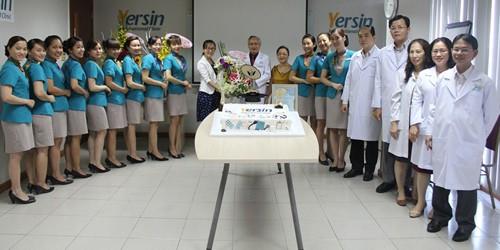 Đội ngũ nhân viên Phòng khám đa khoa Yersin