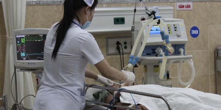 Đồng Nai: công nhân bị máy cuộn kẹp nguy kịch