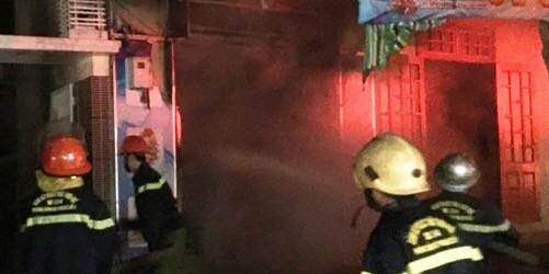 Huế: Liên tục cháy 2 vụ trong đêm