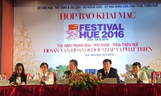 Sự kiện đặc biệt dịp Festival Huế 2016