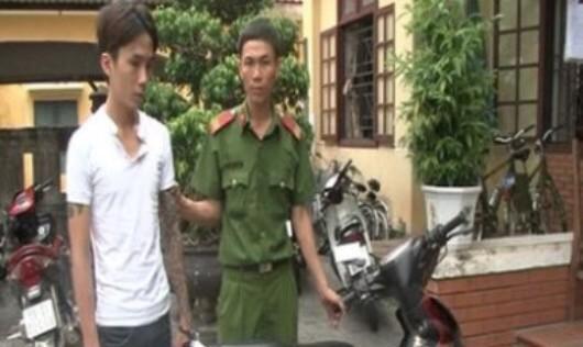 Huế: Bắt giữ nghi can trộm cắp xe máy sau 2 giờ đồng hồ