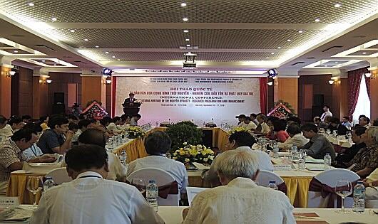 Các đại biểu tham dự tại Hội thảo