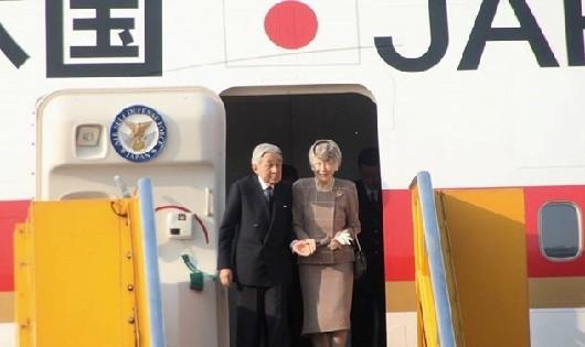 Cố đô Huế nồng nhiệt đón chào Nhật hoàng và hoàng hậu