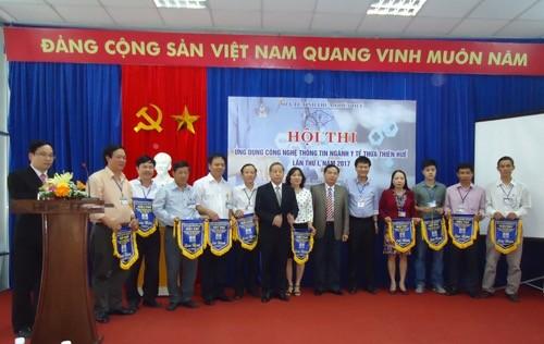 Thừa Thiên Huế đẩy mạnh ứng dụng CNTT trong ngành Y