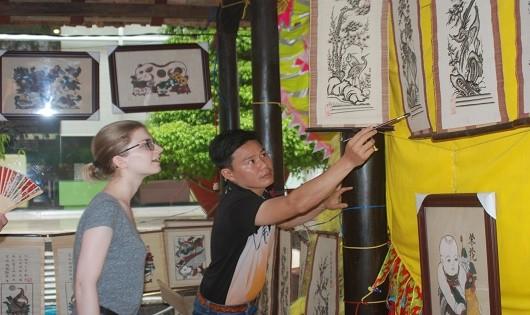 Chính thức khai trương Bảo tàng Nghệ thuật thêu XQ Huế