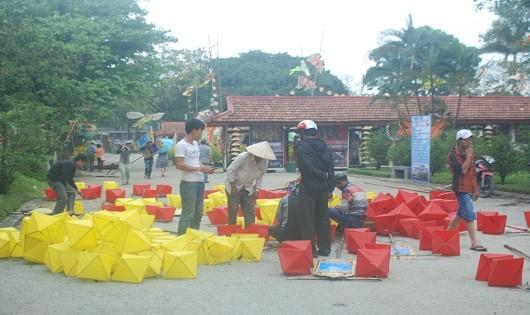Cố đô Huế đã sẵn sàng cho Festival nghề truyền thống 2017