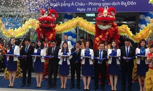 Khai trương Phòng giao dịch Ngân hàng Á Châu Ba Đồn