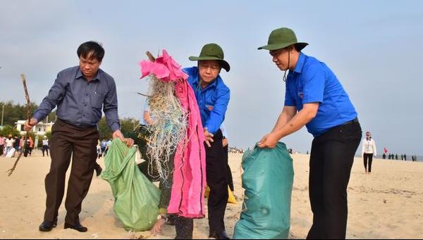 Thừa Thiên Huế quyết liệt nói không với…rác