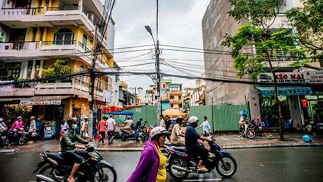 Giới phân tích nhận định bất động sản Việt Nam đang thoát đáy. Ảnh: NYT