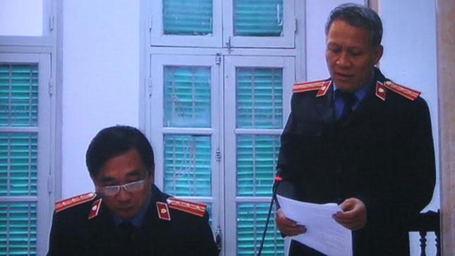 Đại diện VKS đề nghị tiếp tục kê biên 3 căn nhà của Dương Chí Dũng.